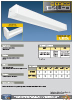 104 LED Product Sheet