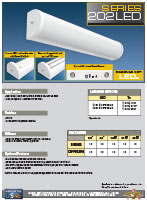 202 LED Product Sheet