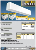 212 LED Product Sheet